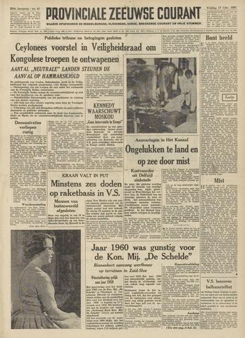 Provinciale Zeeuwse Courant 1961-02-17