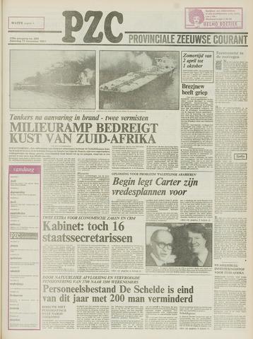 Provinciale Zeeuwse Courant 1977-12-17