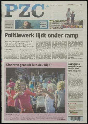 Provinciale Zeeuwse Courant 2014-08-06