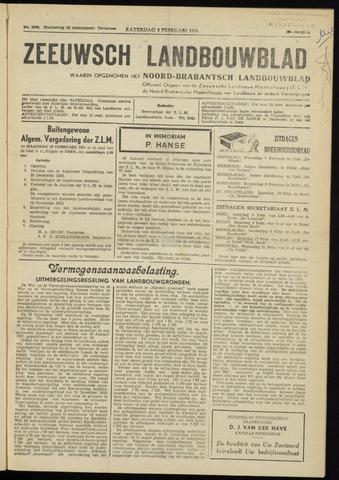 Zeeuwsch landbouwblad ... ZLM land- en tuinbouwblad 1951-02-03