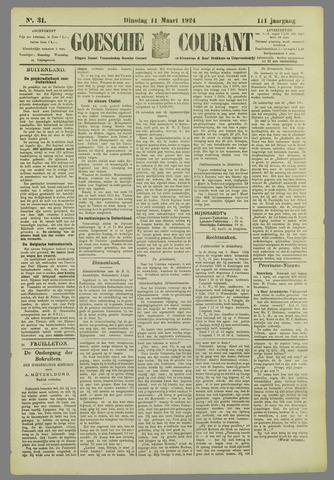 Goessche Courant 1924-03-11