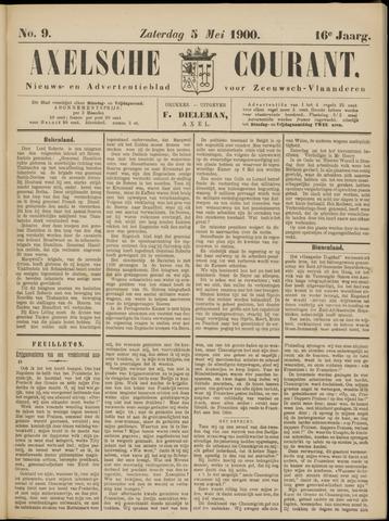 Axelsche Courant 1900-05-05