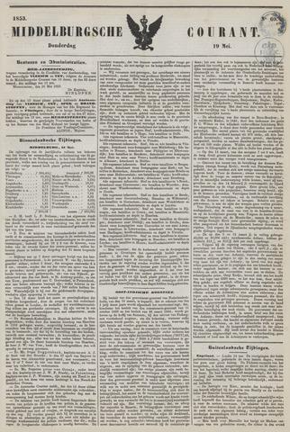 Middelburgsche Courant 1853-05-19