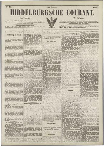 Middelburgsche Courant 1901-03-23