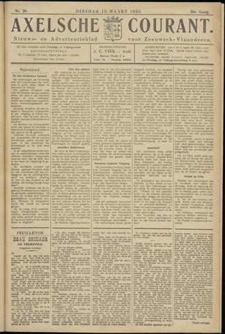 Axelsche Courant 1935-03-19