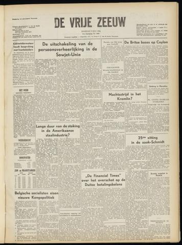 de Vrije Zeeuw 1956-07-03