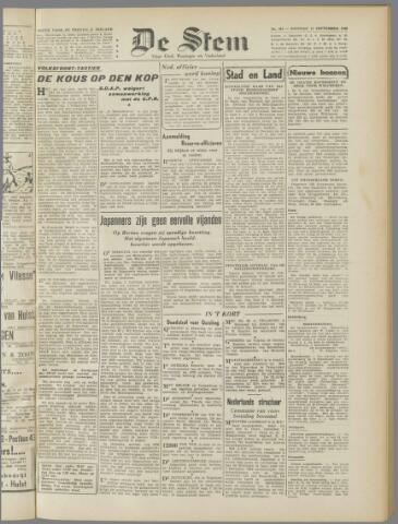 de Stem 1945-09-11