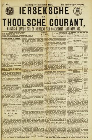 Ierseksche en Thoolsche Courant 1903-09-12