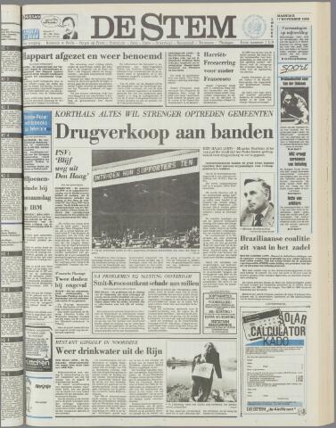 de Stem 1986-11-17