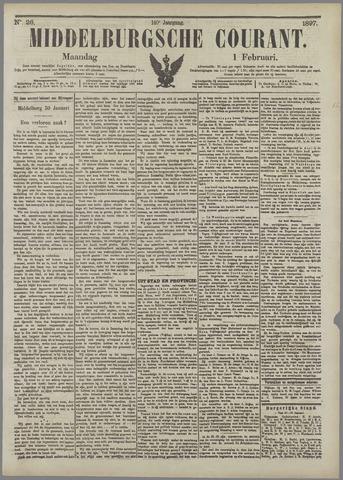 Middelburgsche Courant 1897-02-01
