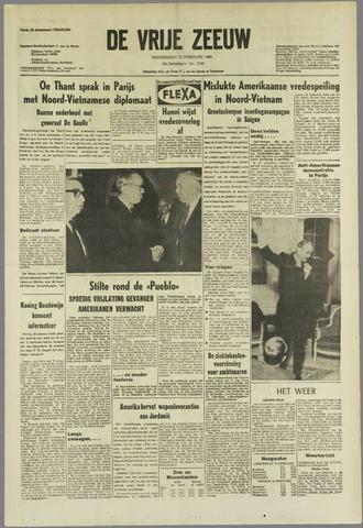 de Vrije Zeeuw 1968-02-15