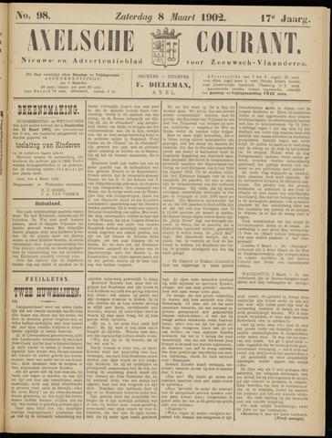 Axelsche Courant 1902-03-08