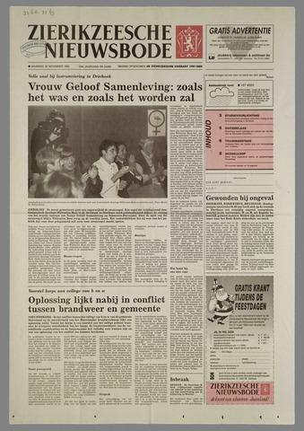 Zierikzeesche Nieuwsbode 1993-11-22