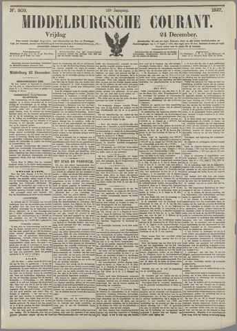 Middelburgsche Courant 1897-12-24