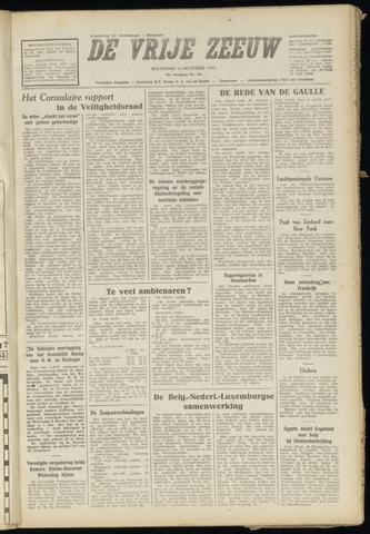 de Vrije Zeeuw 1947-10-06
