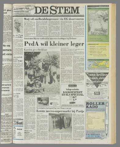 de Stem 1991-06-11