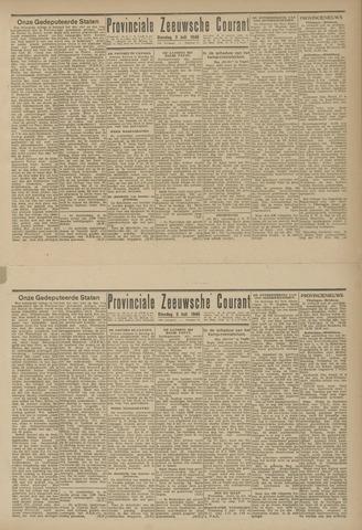 Provinciale Zeeuwse Courant 1945-07-03