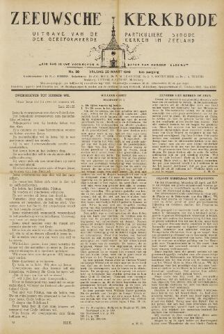 Zeeuwsche kerkbode, weekblad gewijd aan de belangen der gereformeerde kerken/ Zeeuwsch kerkblad 1946-03-29