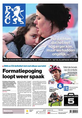 Provinciale Zeeuwse Courant 2017-05-24