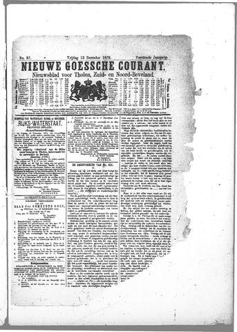 Nieuwe Goessche Courant 1879-12-12