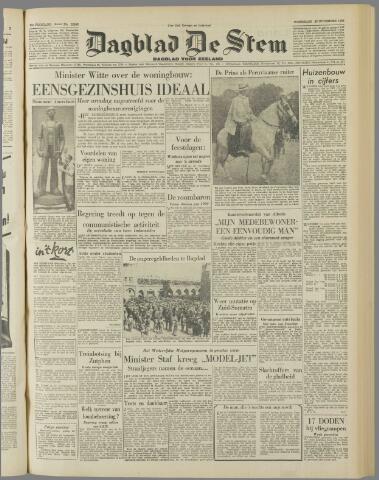 de Stem 1952-11-26