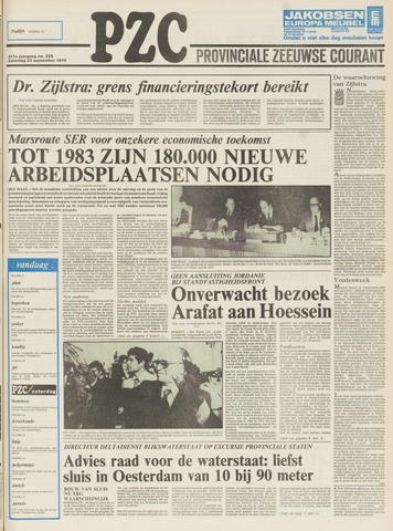 Provinciale Zeeuwse Courant 1978-09-23