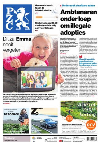 Provinciale Zeeuwse Courant 2018-12-07