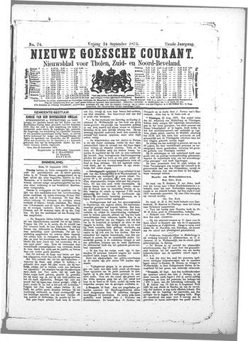 Nieuwe Goessche Courant 1875-09-24