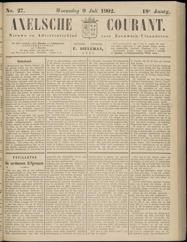 Axelsche Courant 1902-07-09
