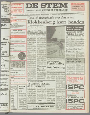 de Stem 1980-09-27