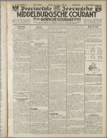 Middelburgsche Courant 1936-05-01