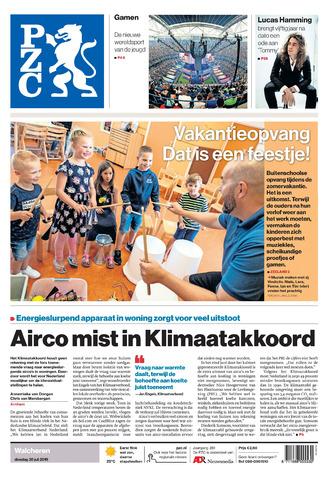 Provinciale Zeeuwse Courant 2019-07-30