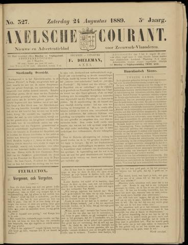Axelsche Courant 1889-08-24