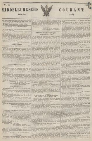 Middelburgsche Courant 1851-07-12