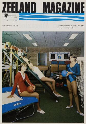 Zeeland Magazine / Veerse Meer Gids 1981-11-01