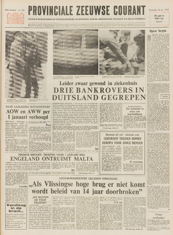 Provinciale Zeeuwse Courant 1971-12-30