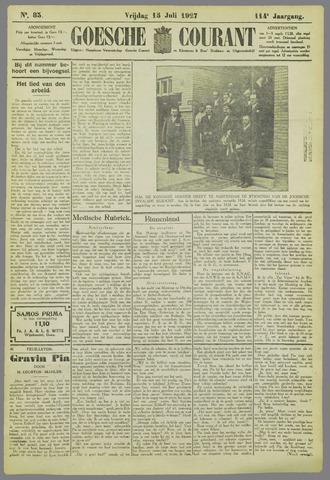 Goessche Courant 1927-07-15