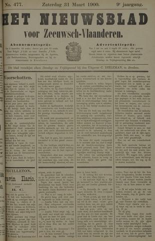 Nieuwsblad voor Zeeuwsch-Vlaanderen 1900-03-31