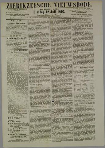 Zierikzeesche Nieuwsbode 1893-07-18
