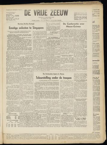 de Vrije Zeeuw 1950-12-12