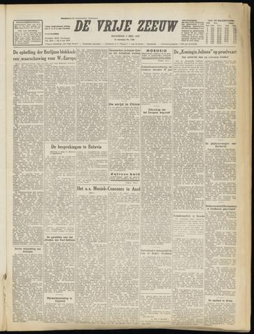 de Vrije Zeeuw 1949-05-07