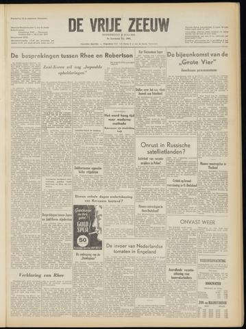 de Vrije Zeeuw 1953-07-23