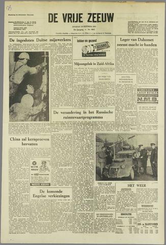 de Vrije Zeeuw 1963-10-29
