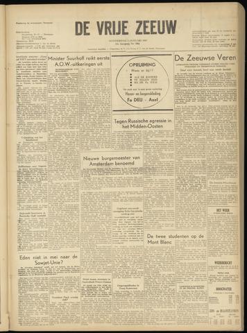 de Vrije Zeeuw 1957-01-03