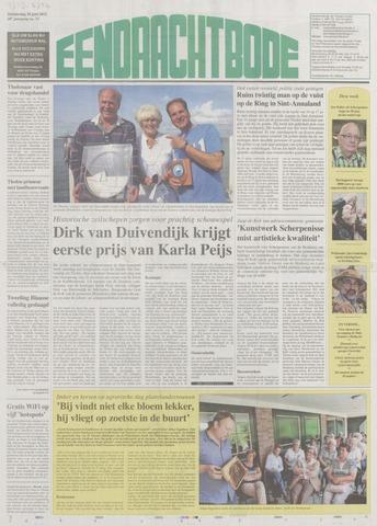 Eendrachtbode (1945-heden)/Mededeelingenblad voor het eiland Tholen (1944/45) 2012-06-28