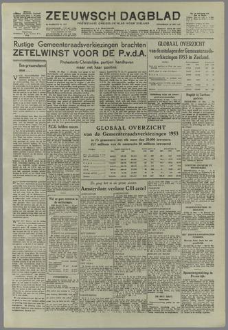 Zeeuwsch Dagblad 1953-05-28