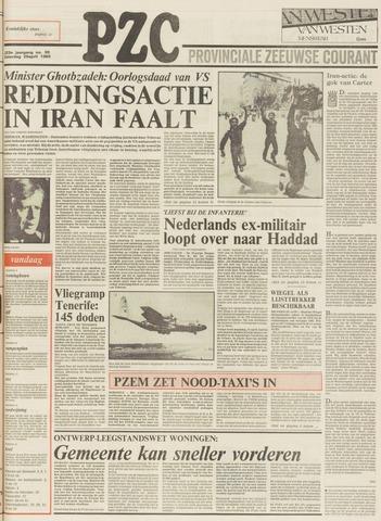 Provinciale Zeeuwse Courant 1980-04-26