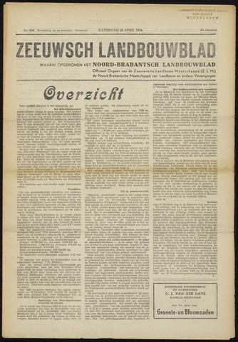 Zeeuwsch landbouwblad ... ZLM land- en tuinbouwblad 1954-04-10