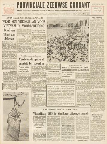 Provinciale Zeeuwse Courant 1965-07-30