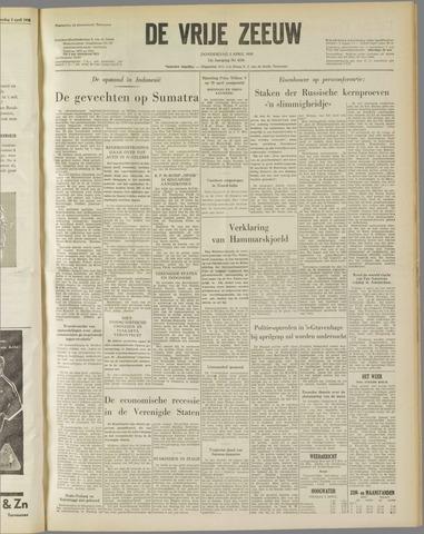de Vrije Zeeuw 1958-04-03